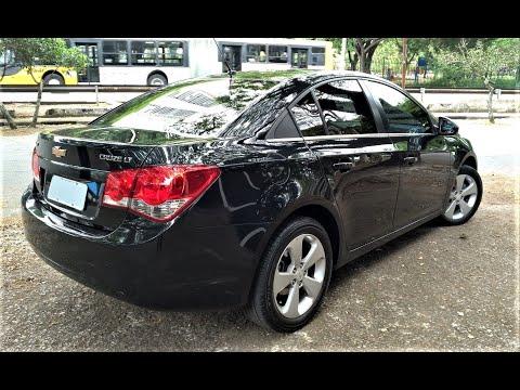 GM CRUZE LT 2012 - Preço - Avaliação - Ficha Técnica