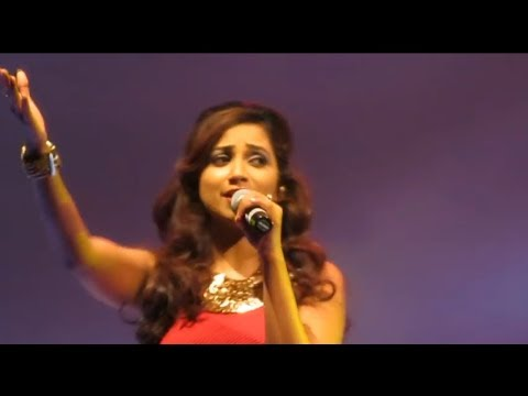 #terimeri-#shreyaghoshal-shreya-ghoshal--teri-meri-prem-kahani-live|√