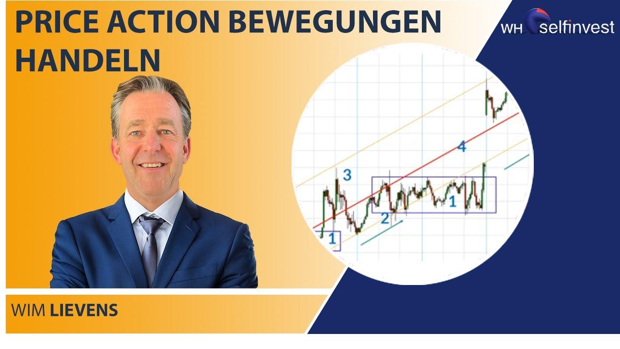 Price Action Bewegungen handeln mit Wim Lievens