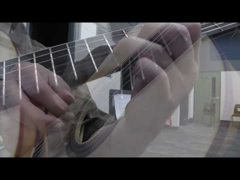 Kiss The Rain - Arrangement for 4 guitars, composed by Yiruma - performed by Dominic Bertucci