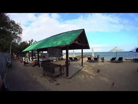 Bali By Bike! Awsome ride through Bali holiday center!