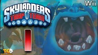 Part 1 (Soda Springs) - Skylanders Trap Team (Wii) (1080p 60fps)