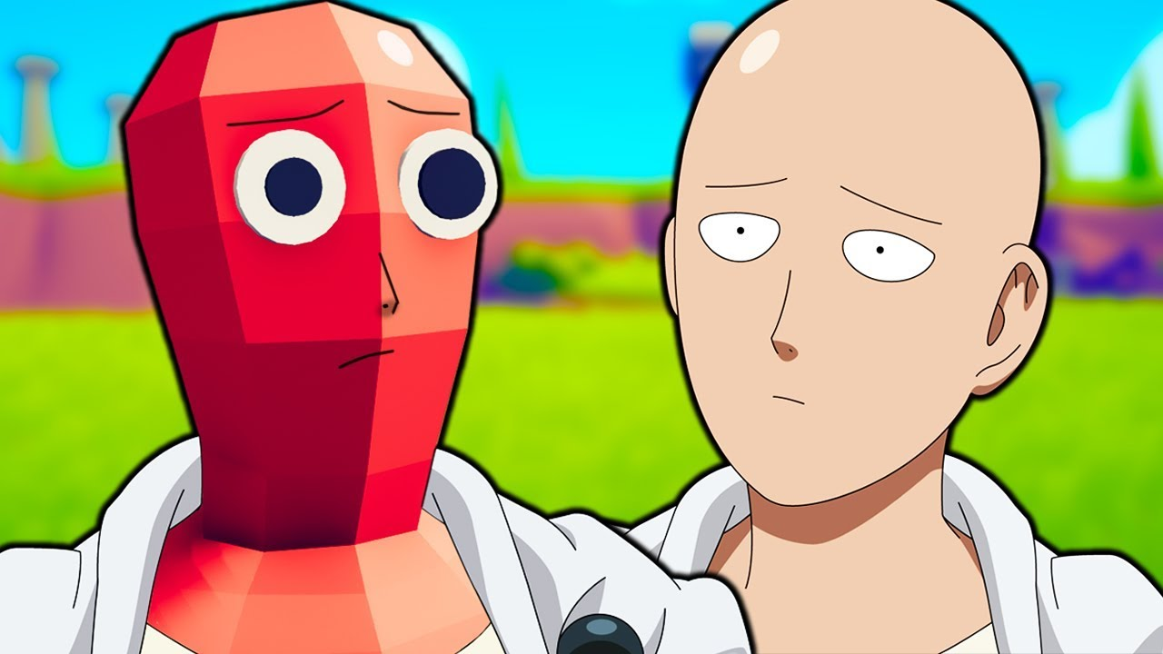 I Fight One Punch Man and Here's What Happens! - Totally Accurate Battle  Simulator
