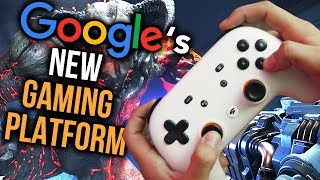 Google STADIA: 7 Ways It's A DIFFERENT Gaming Platform thumbnail