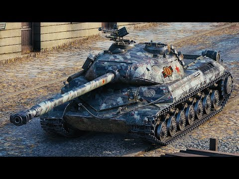 World of Tanks WZ-111 model 5A - 10 Kills 9,7K Damage