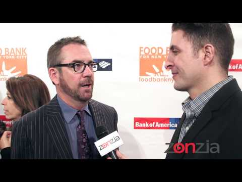 Ted Allen at the Can Do Awards @BTVRtv with @ArthurKade