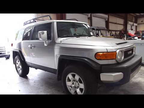 2007 Toyota FJ Cruiser 4x4 Used Parts For Sale