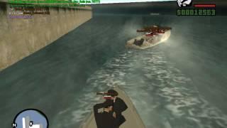 Практика на вождение лодки