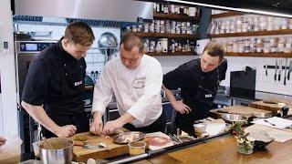 Tym razem śląska tradycja zmieszała się z nowoczesnym podejściem [Zamiana szefów kuchni]