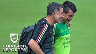 """Osorio y el viaje de 'Chucky' Lozano: """"No creo que sea relajar la disciplina, al contrario"""""""