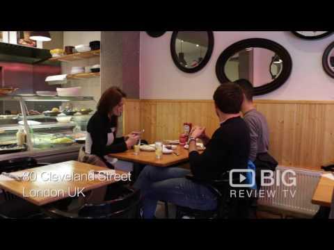 Go Go Lebanese a Restaurants in London serving Lebanese Food