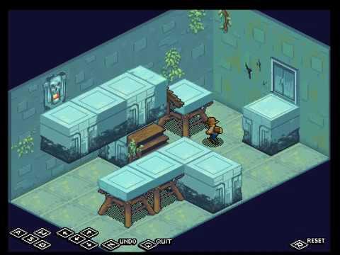 Aztec Escape  LEVEL 11 - Cool Math Games