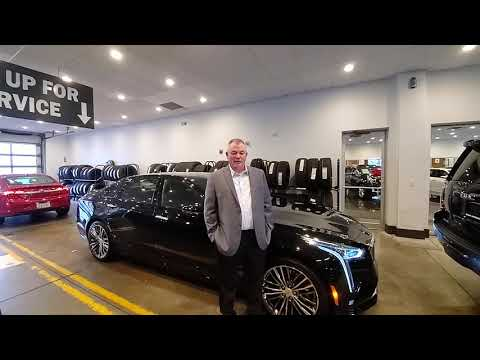 Testimonial Review by Kevin: 2019 Cadillac CT6-V at King O'Rourke in
