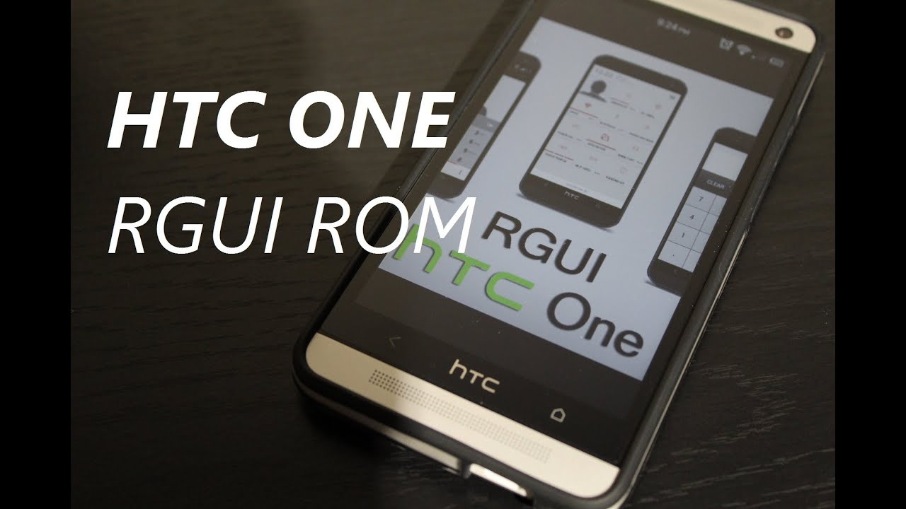 RGUI HTC One M7 Rom by Rohit