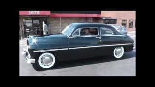1950 Mercury 2 door Deluxe 6 Passenger Coupe