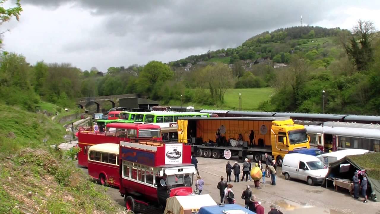 Ecclesbourne Valley Railway Trent Barton Bus & Train Bash