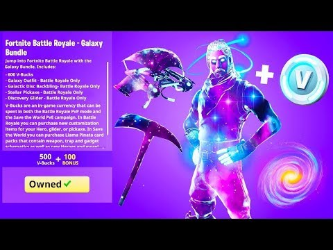 Nouveau pack pour le skin galaxy dante et rosa boutique fortnite du 2 novembre youtube - Fortnite galaxy skin free ...