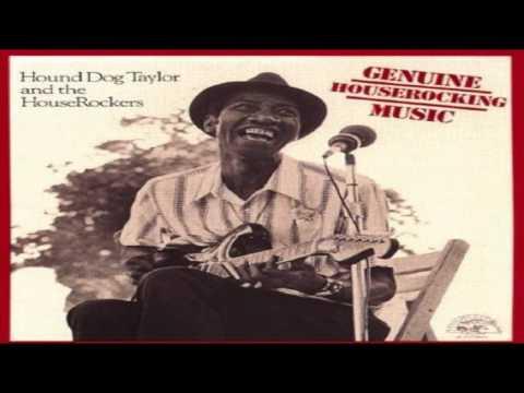 Hound Dog Taylor - Blue Guitar
