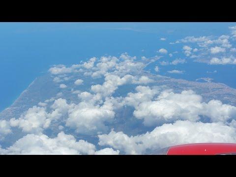 ✈ Air Berlin A-320 - Flight [ Catania - Stuttgart ] [ FULL HD] ( BY DAVID OLIVER NOBELS )