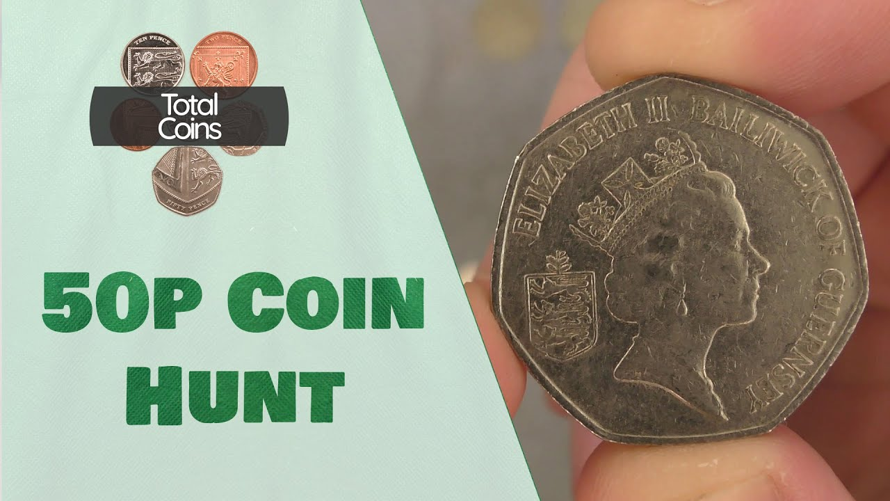 A Long Over Due Territory - 50p Coin Hunt