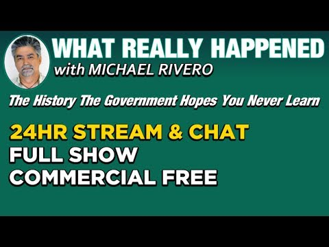 ▶ 24HR Stream & Chat What Really Happened with Mike Rivero Thursday 8/17/17