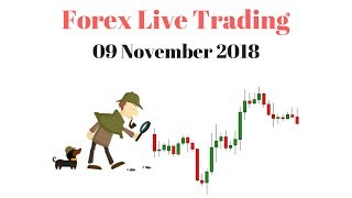 Forex Live Trading - Live Forex Swing Trading and Ichimoku (+$60)