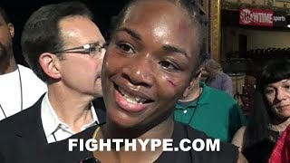 CLARESSA SHIELDS REVEALS HOW ANDRE WARD ADVICE HELPED HER; SAYS