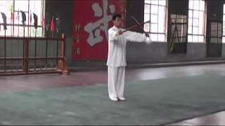 Chen Taiji Double Cudgels