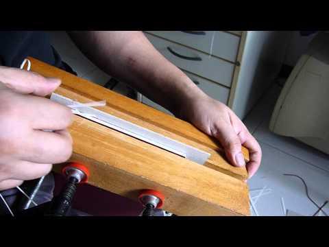 DIY Bookbinding Plough