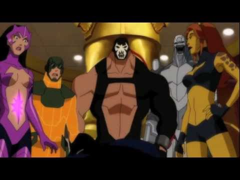 Justice League: Doom - Hero (Legion of Doom)
