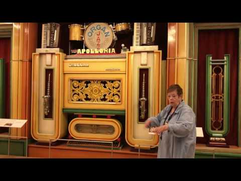 "The Apollonia  Dance Organ At The Musical Instrument Museum Plays ""Alexander's Ragtime Band"""