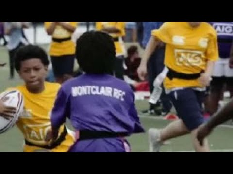 Rugby teaches life lessons to inner city youth
