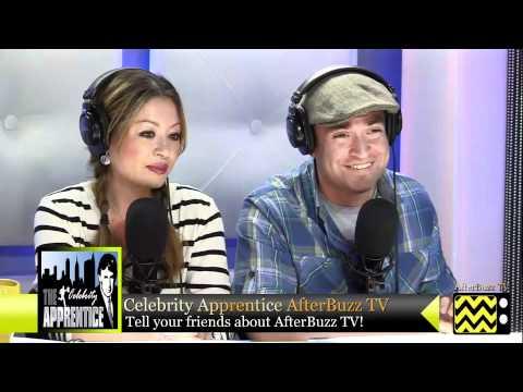"Celebrity Apprentice  After Show Season 12 Episode 8 ""Ad Hawk""   AfterBuzz TV"