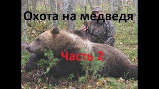 Охота на медведя Самые Жестокие моменты  нарезка 18+ Часть- 2.Бурый Медведь. Убийство медведя