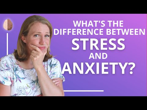 Stress, Anxiety, And Worry: Anxiety Skills #2