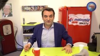 Florian Philippot Au fond de Marine le Pen