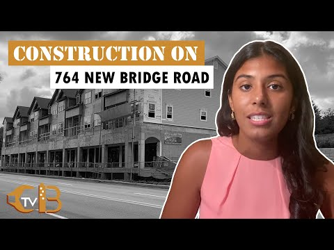 The Construction Project on 764 New Bridge Road