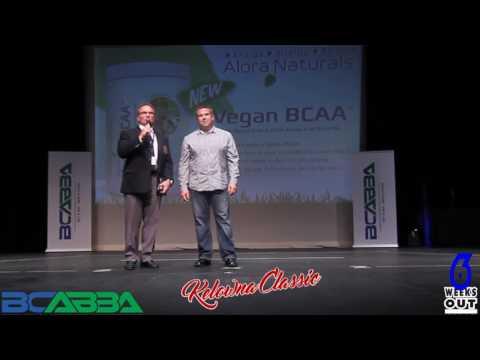 2016 BCABBA Kelowna Special Presentation To Ian Tomlin