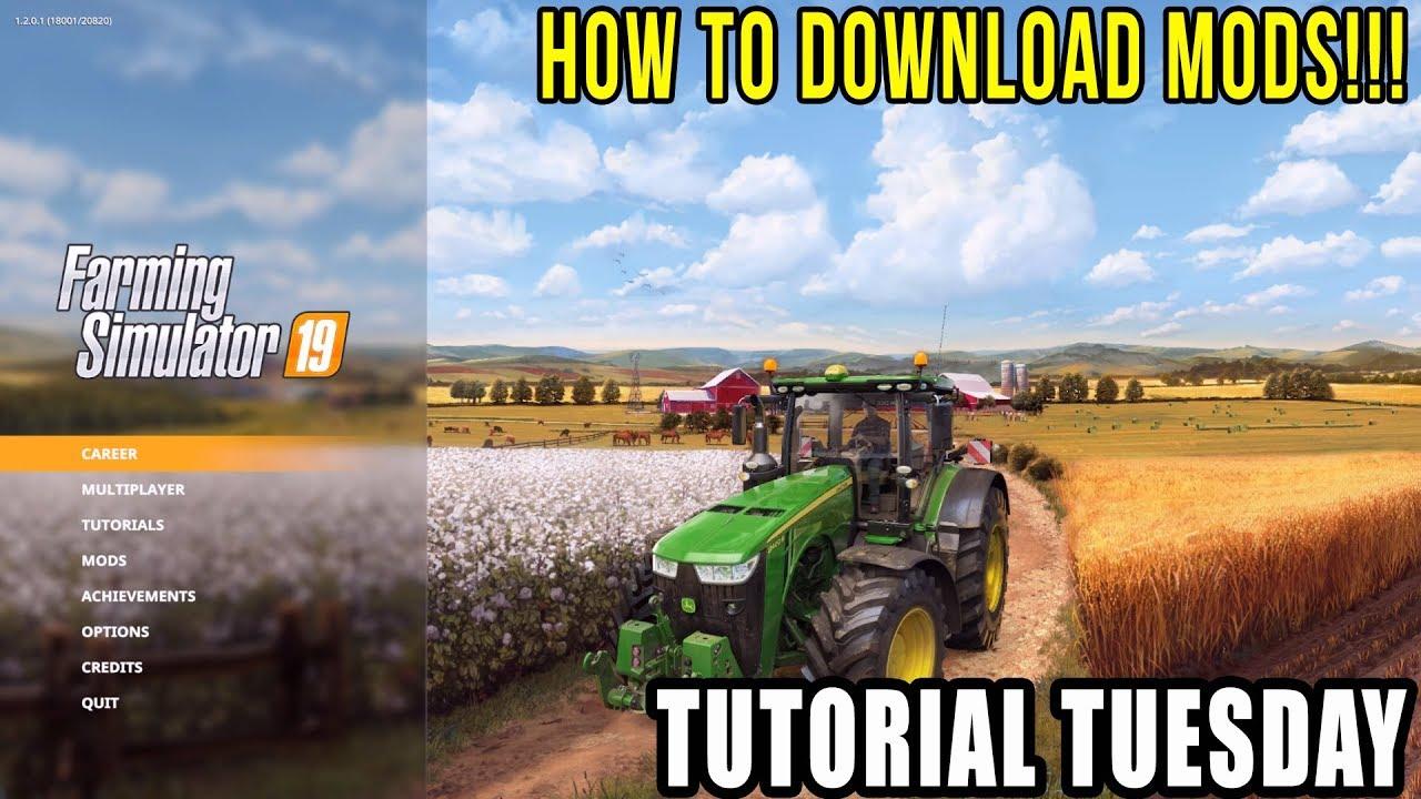 mods farming simulator 2019 download