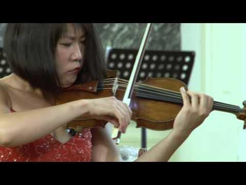 Ysaye Violin Sonata No. 3 in D minor. Ballade - Tianwa Yang