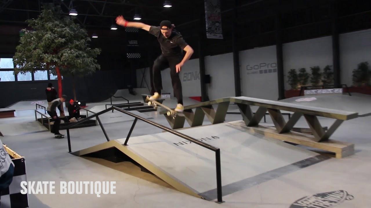 c77ab706659587 Vans Shop Riot 2017 European finals - Pier 15 Skatepark
