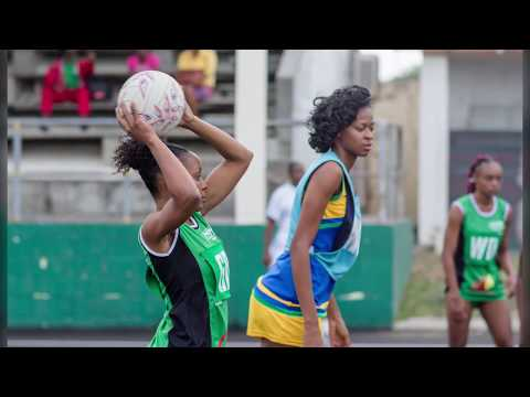 28th OECS/ECCB Under-23 Netball Tournament Day 3 Highlights