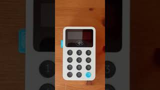 How to  reset your izettle reader !!!