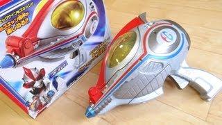 DXエッグスキャナー 超変形 ウルトラエッグ Dr.エッグ レビュー ウルトラマンギンガ ウルトライブ