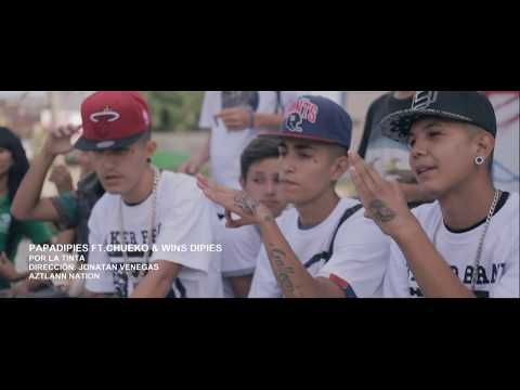 PapaDipies Ft. Chueko & Wins Dipies - Por La Tinta | Video Oficial | HD