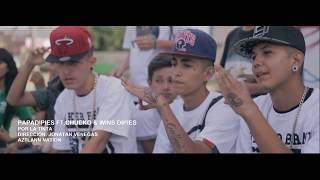PapaDipies Ft Chueko  Wins Dipies - Por La Tinta  Video Oficial  HD