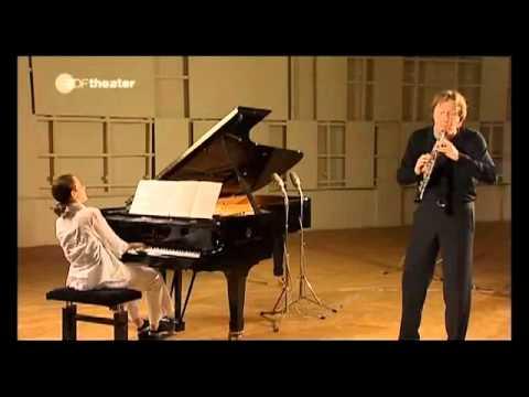 Schumann - Romanzas para Oboe y Piano