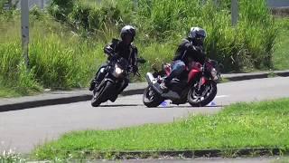 Stage Angle Max Moniteurs Moto Martinique : parcours de synthèse 2019