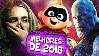 12 MELHORES FILMES DE 2018! 🏆🎖