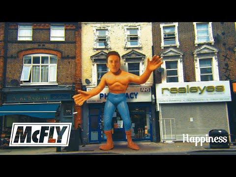 Смотреть клип Mcfly - Happiness